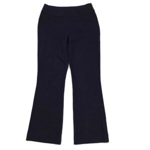 CAbi Women's Size 2 Career Navy Blue Trouser Pants